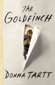 the Goldfinch audiobook cover