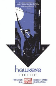 hawkeye little hits graphic novel