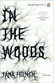 In the Woods book cover 1