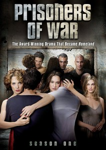 Prisoners of War DVD cover
