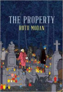 the property book cover