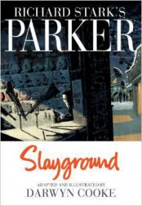 slayground book cover