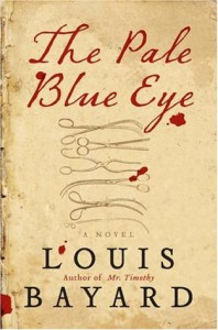 Cover of The Pale Blue Eye