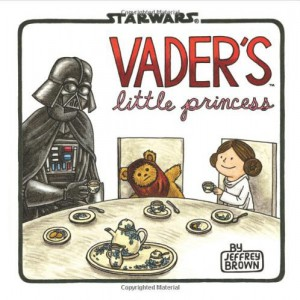 vader's little princess book cover