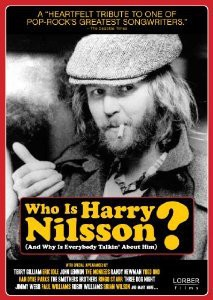 Who is Harry Nilsson? DVD cover
