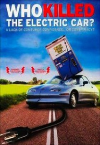 Who Killed the Electric Car? DVD cover